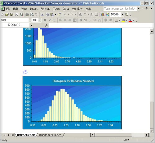 A Finance and Statistics Excel VBA Website